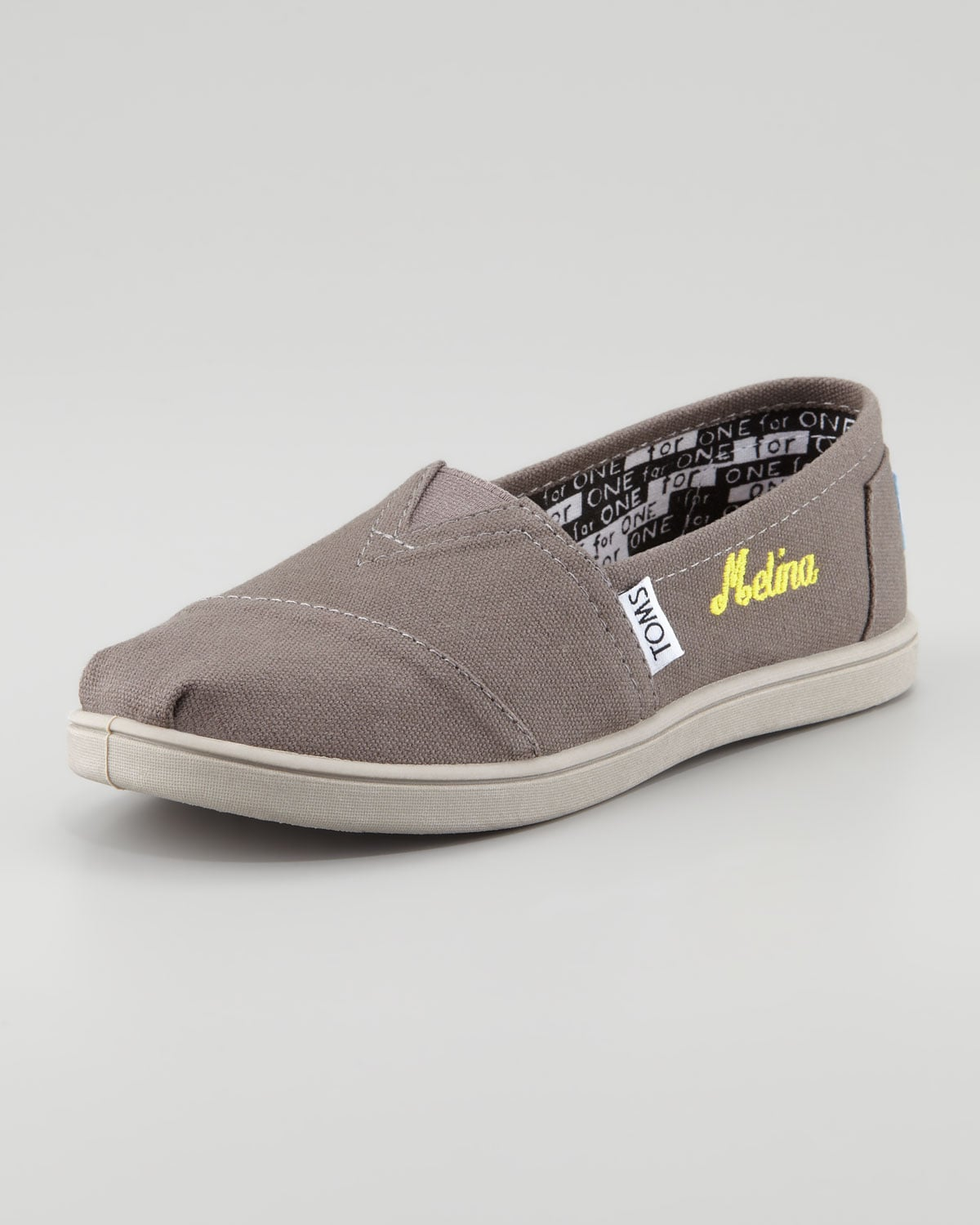 TOMS Personalized Slip-Ons