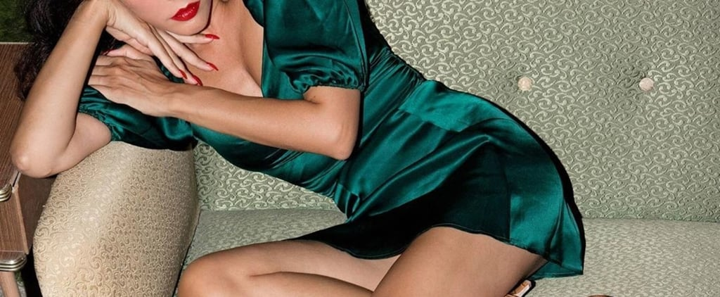 The Prettiest Jewel Tone Party Dresses and Jumpsuits