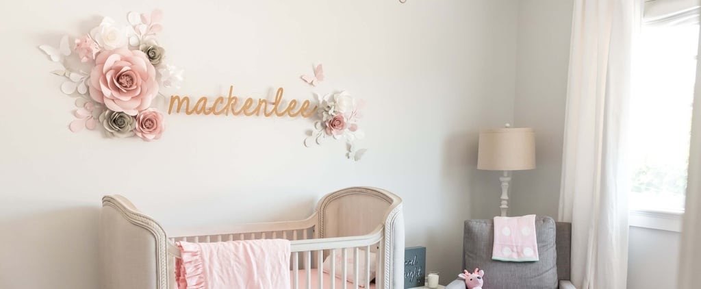 Baby Nursery Design Ideas