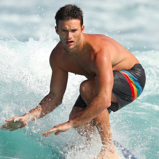 Scott Eastwood Shirtless in Australia Pictures November 2016