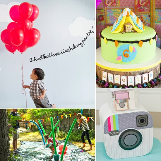Unique Birthday Party Themes For Kids POPSUGAR Moms