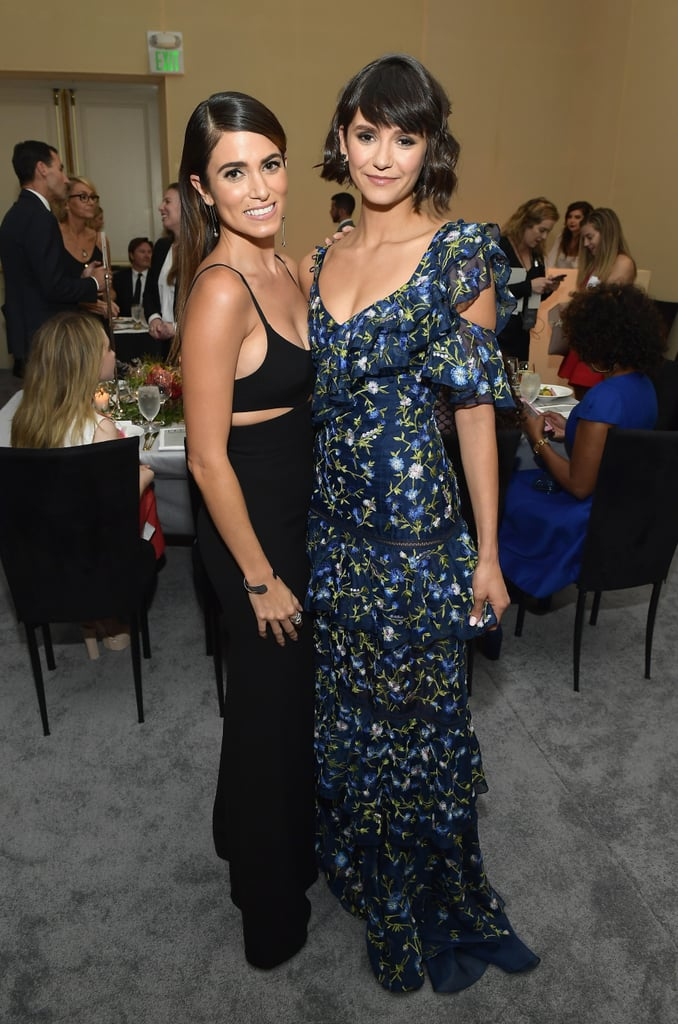 Nikki Reed and Nina Dobrev Reunite to Celebrate Female Achievements in Hollywood