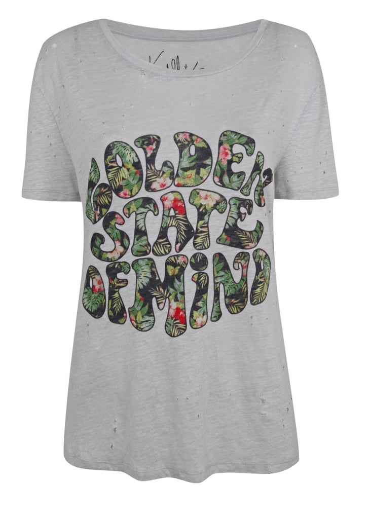 Kendall + Kylie Golden State of Mind Tee