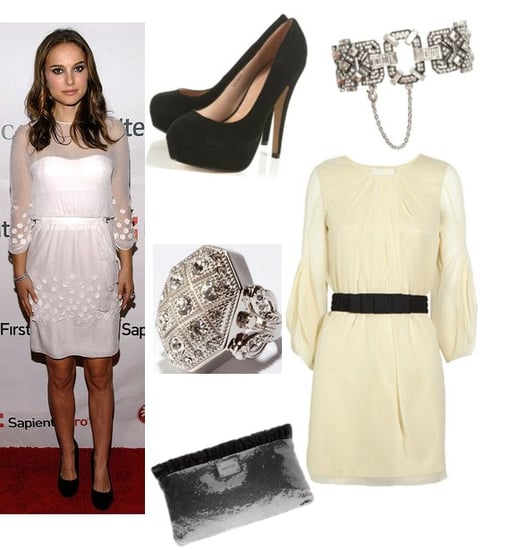 Steal Natalie Portman's sophisticated style as seen at the FINCA 25th Anniversary Gala Dinner In NYC