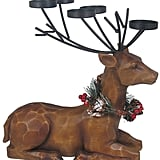 Lodge Deer Tea Light Candleholder