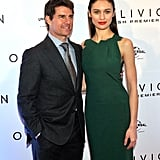 Tom Cruise Brings Oblivion to Dublin With Olga Kurylenko