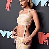 Bella Hadid at the 2019 MTV VMAs
