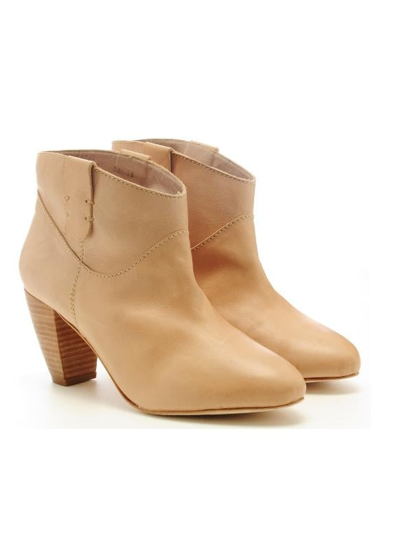 Rebecca Minkoff Leather Doll Boots ($350)