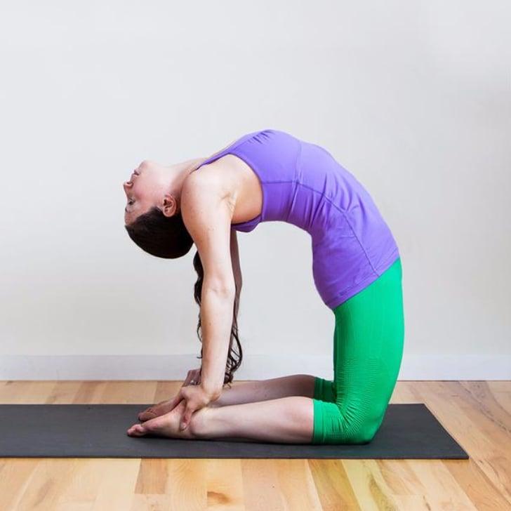 Coregasm Yoga Pose