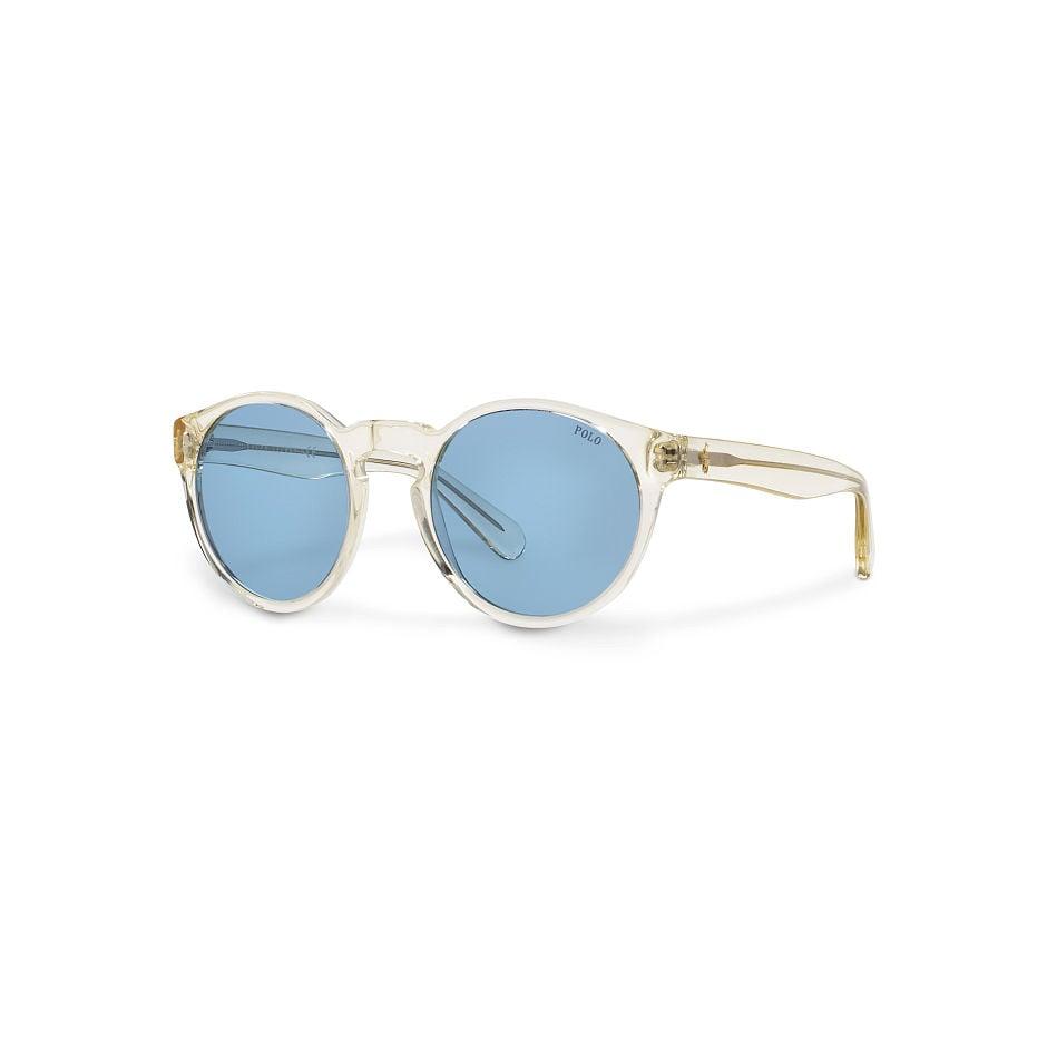 Polo Ralph Lauren Clear Sunglasses ($149)