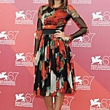 Pictures of Venice Film Fest