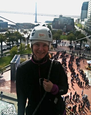 Urban Zip Line in San Francisco or on Your Next Vacation