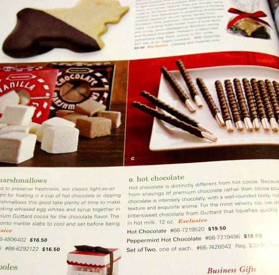 Do You Buy Food From Catalogs?