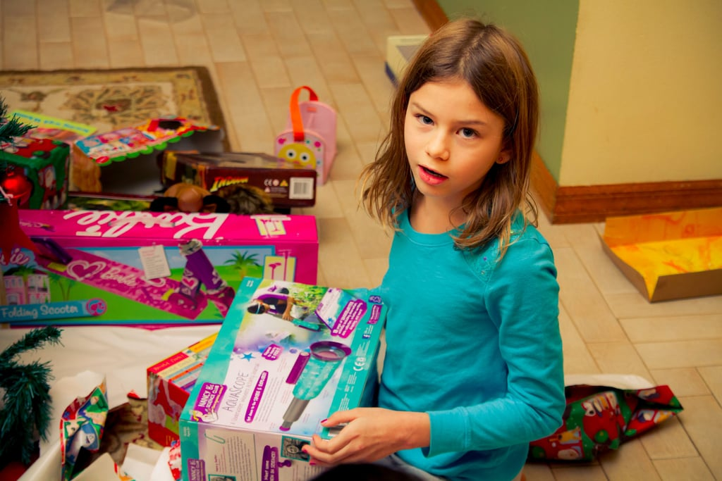 How to Teach Kids to Accept Gifts Graciously