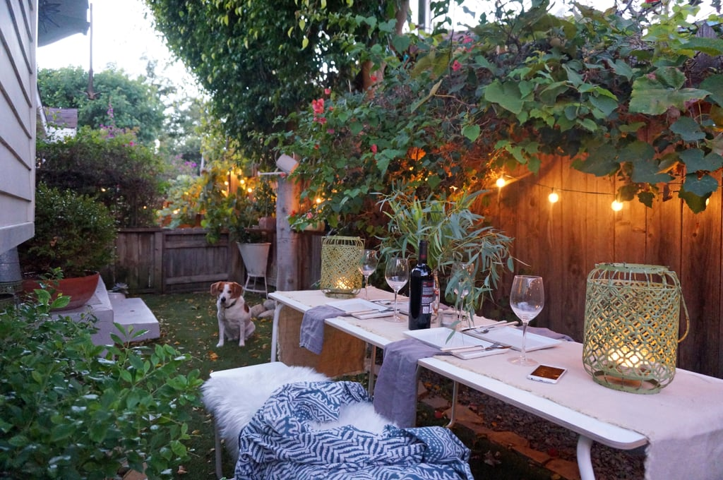 28 Tips For A Small Garden: Whitney's Love Of Overgrown Greens Is Evident In Her Cozy