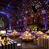 Outdoor Wedding Decor For Indoor Weddings