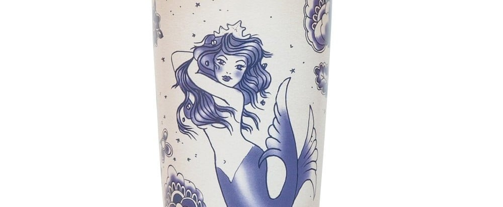 Mermaid Fans Will Dive Head First For Starbucks's 2016 Holiday Collection