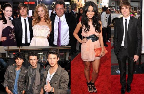 17 Again LA Premiere