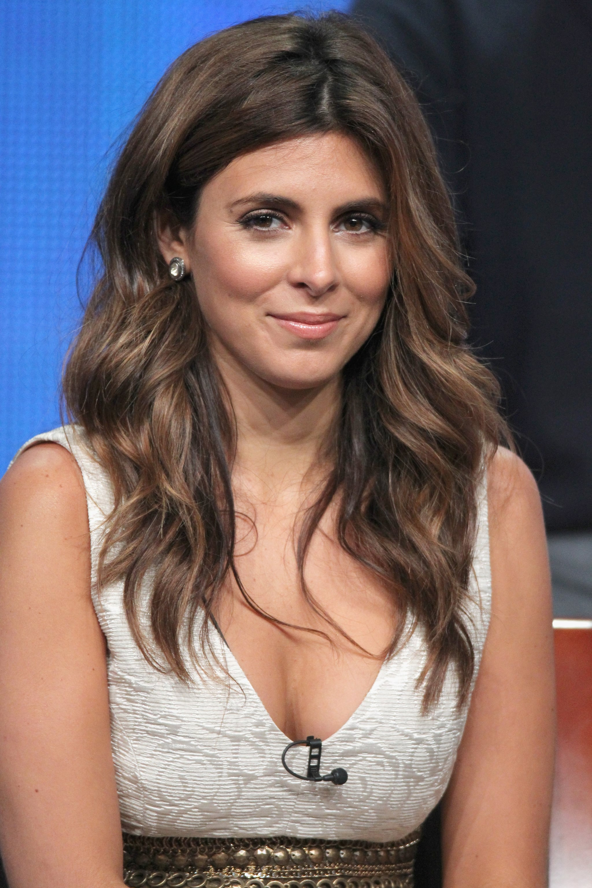 Jamie Lynn Sigler (The Sopranos) plays Zach Cregger's onscreen wife in Guys With Kids.