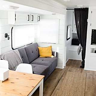 Trailer Renovation Before and After