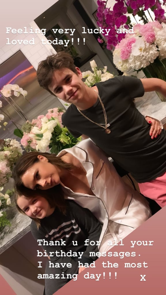 Victoria Beckham Celebrated Her 45th Birthday With All Her Favorite People
