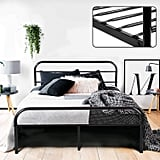 GreenForest Full Metal Bed Frame