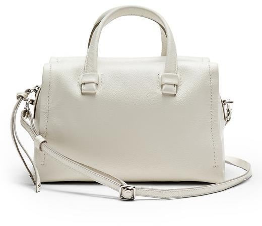 Banana Republic Soft Leather Small Duffle ($150)