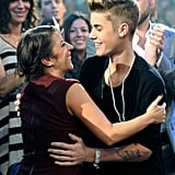 Justin Bieber and His Mum's Cutest Moments