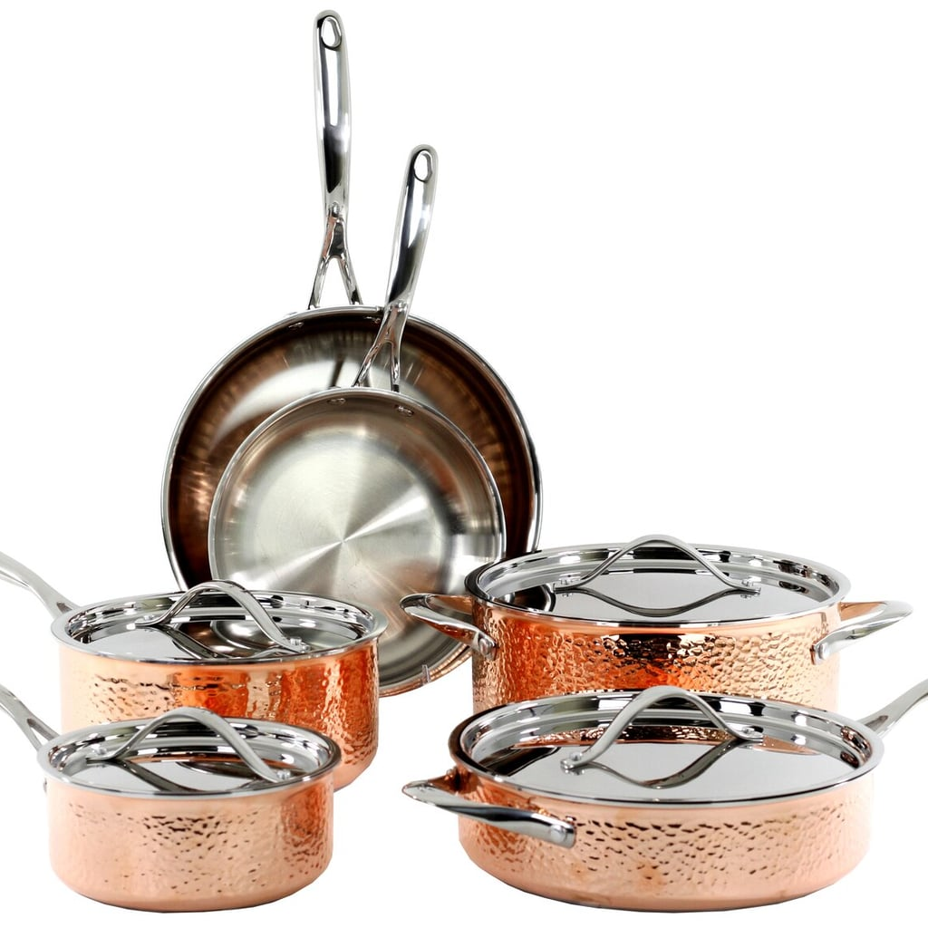 Shop Copper Pots And Pans Like The Ones Joanna Gaines Uses Popsugar Food