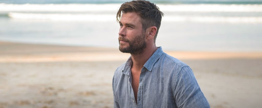 "Chris Hemsworth Leads ""Learn to Meditate"" Course on Centr"