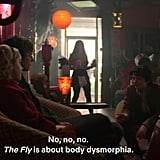 A Discussion About The Fly