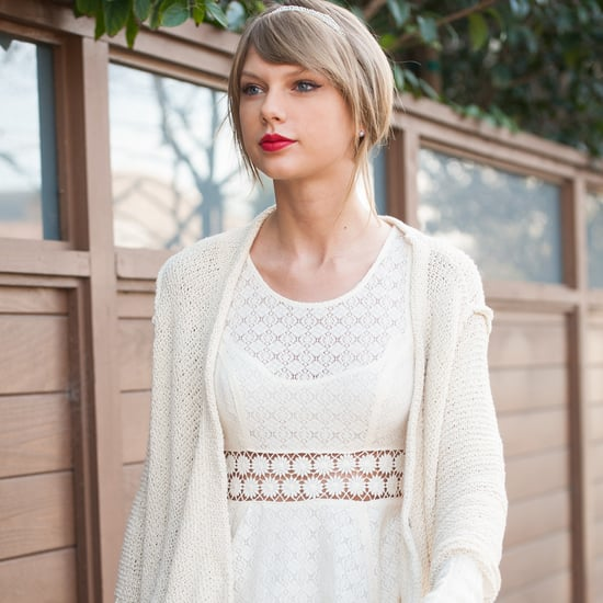 Taylor Swift Wearing Cardigans