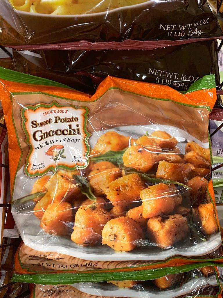Sweet Potato Gnocchi ($3)