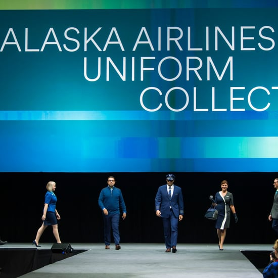 Alaska Airlines Employee Uniforms 2018