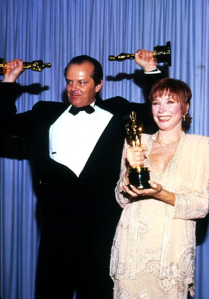 Jack Nicholson and Shirley MacLaine, 1984 | Pictures From