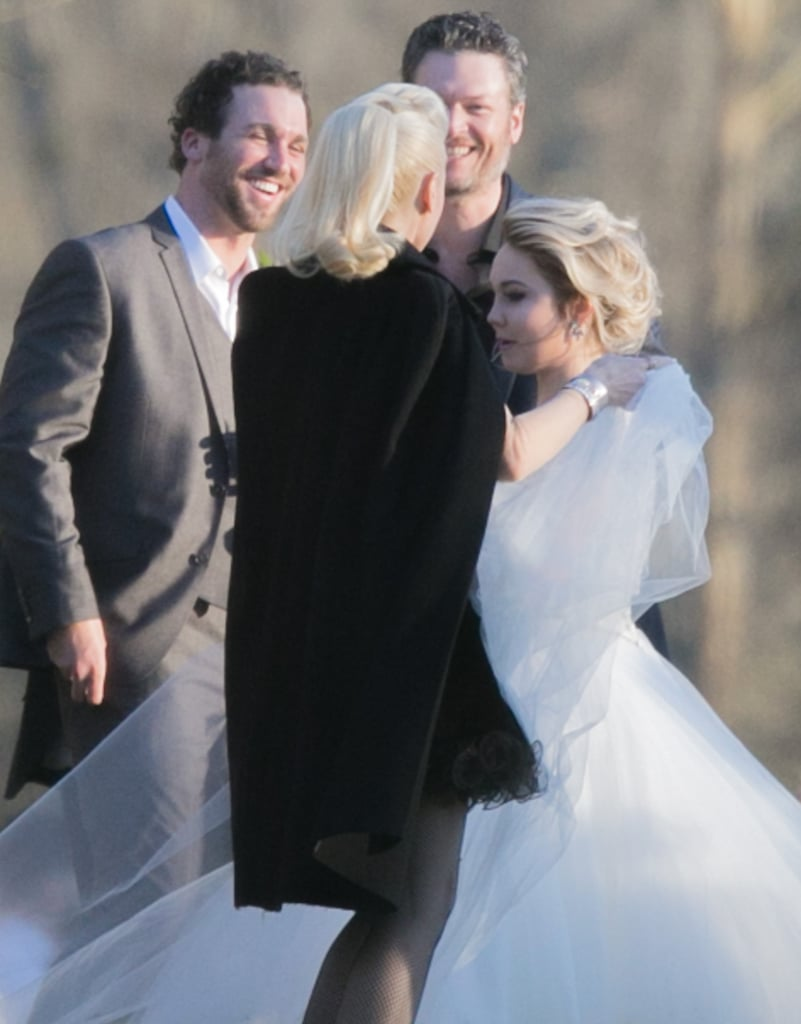 Stephanie shelton wedding