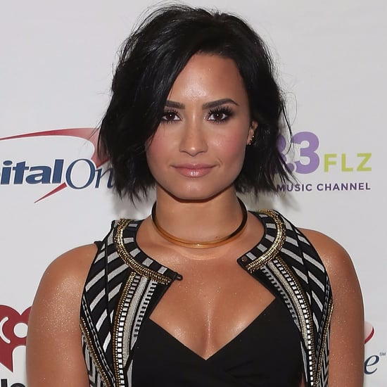 Demi Lovato's Dog Spawn Passes Away