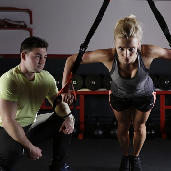 What to Do When You Have a Crush on Your Trainer