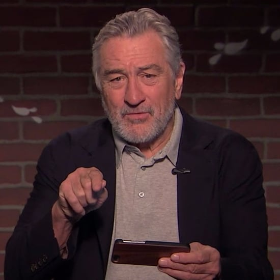 Robert De Niro Mean Tweets Video