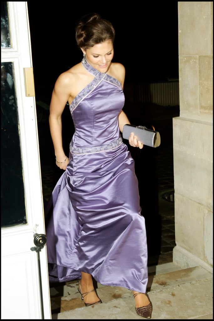 Purple Is Princess Victoria's Power Colour — and She Wears It Often