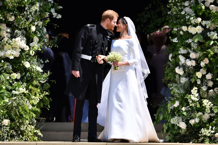 meghan markle s wedding dress designer popsugar fashion meghan markle s wedding dress designer