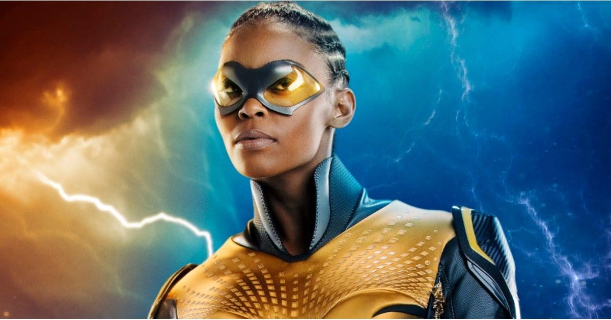 Is Anissa a Lesbian on Black Lightning? | POPSUGAR Entertainment