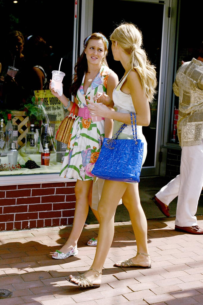 Summer Dresses and Flats