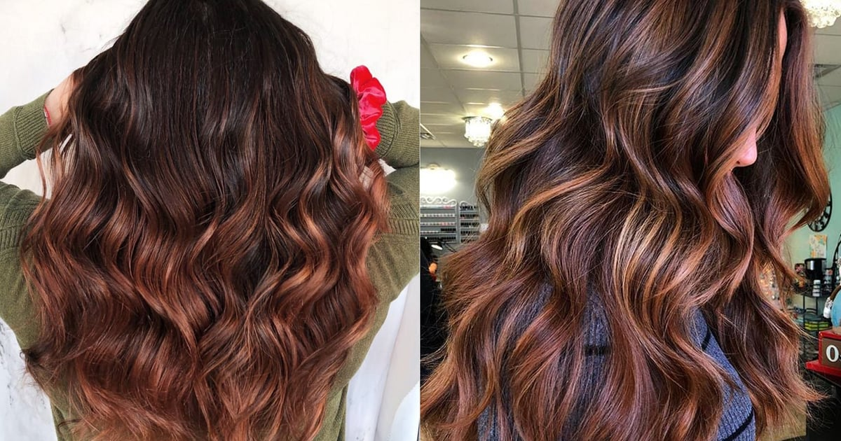 """Two hair experts weigh in on why """"Raspberry Bourbon"""" hair color will be one of this Winter's biggest"""