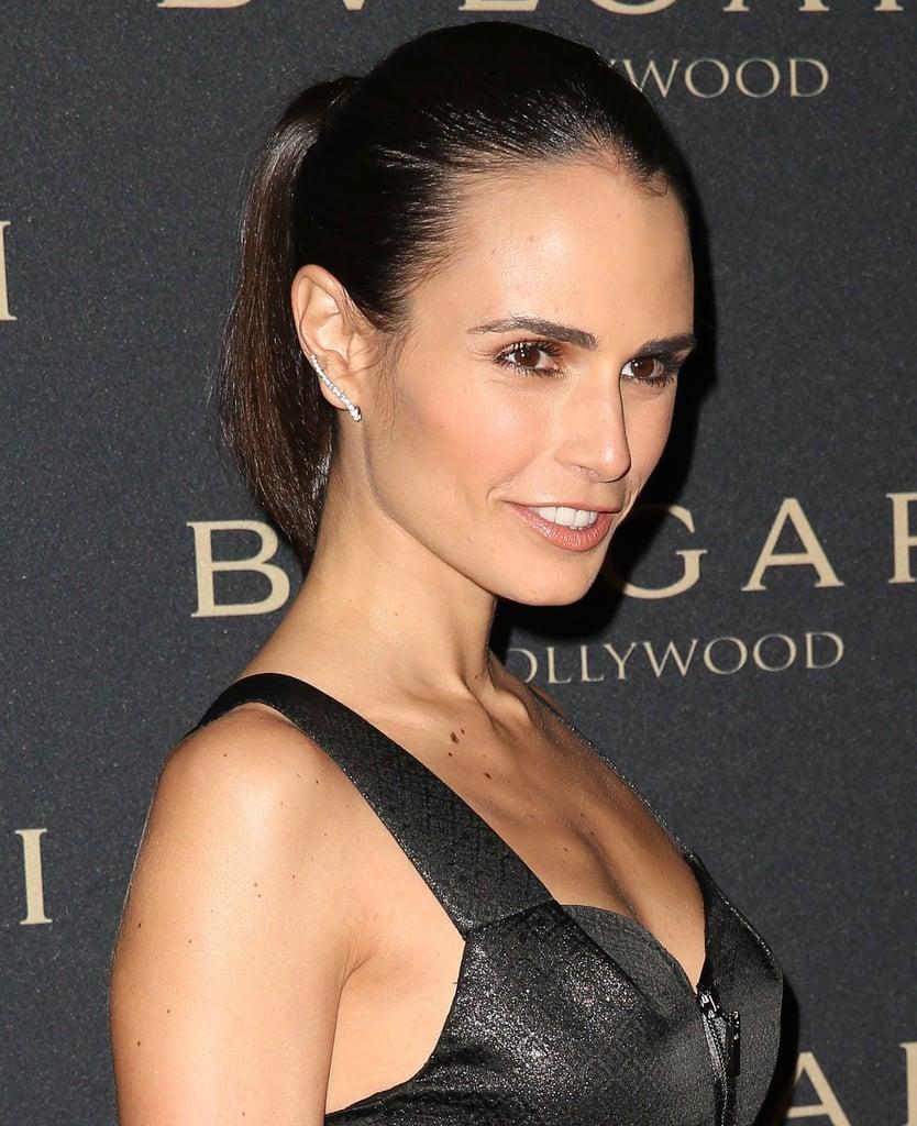 Jordana Brewster at the Bulgari Decades of Glamour Oscar Party