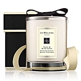 Jo Malone London Peony & Blush Suede Travel Candle