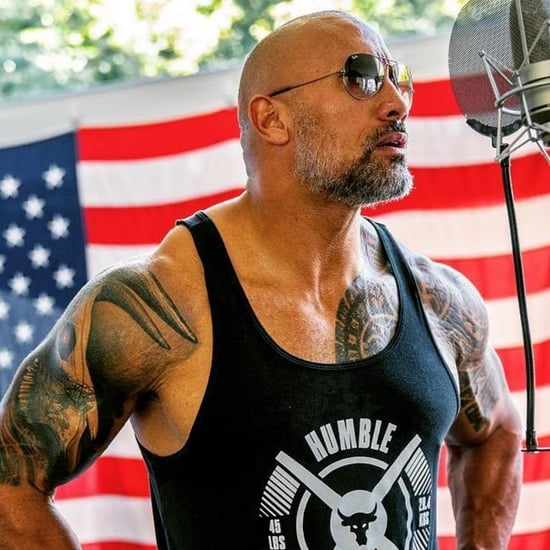 Dwayne Johnson's Tattoos