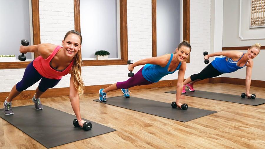 BONUS Video: 10-Minute Workout to Tighten the Arm Jiggle