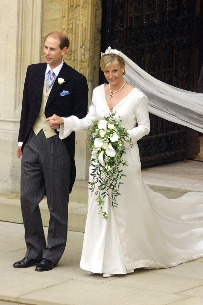 Wedding Flowers: Sophie, Countess of Wessex