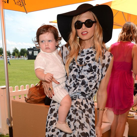 Pictures of Celebrities at the fifth annual Veuve Cliquot Polo Classic: Rachel Zoe, Zoe Saldana, Olivia Palermo + more!